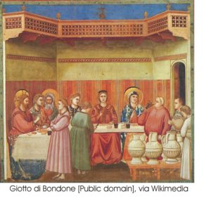 14 century painting by Giotto